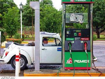 Gasoline in Mexico