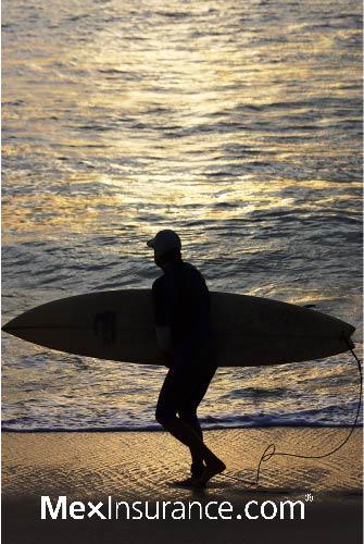 Baja Malibu Surfing