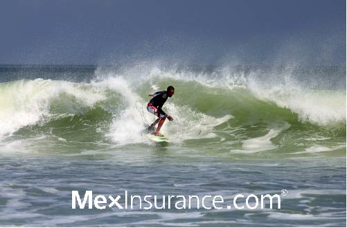 Baja Malibu Wave