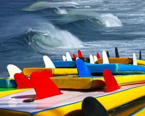 Plan a Baja Surf Trip