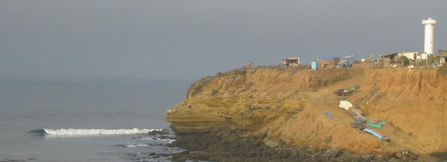 lighthouse Baja Surf Spot
