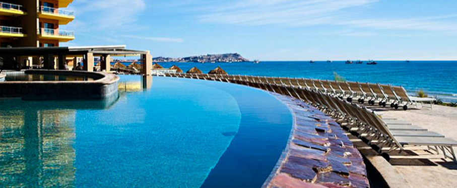 Rocky Point Hotel Pool - Condos for Rent in Rocky Point