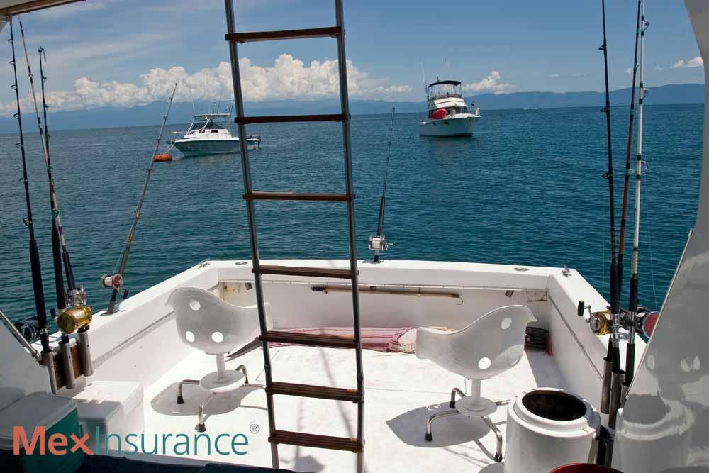 Puerta Vallarta Fishing Boat