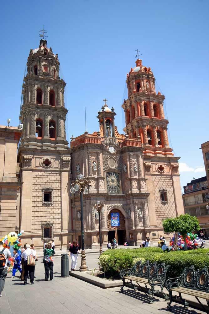 Catedral de San Luis Potosi