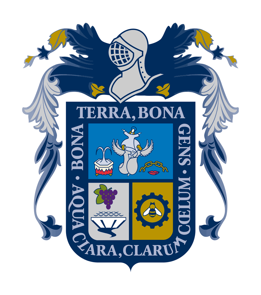 Coat of arms of Mexican state of Aguascalientes