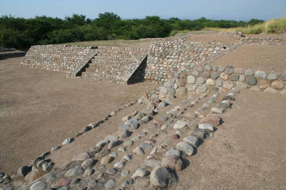 Colima Mayan Ruins