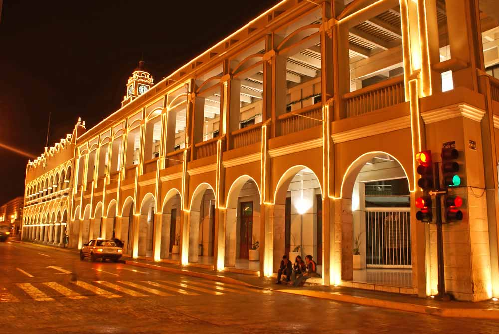 Governors Building Merida