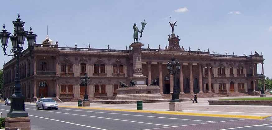 Monterrey Palacio del Gobierno