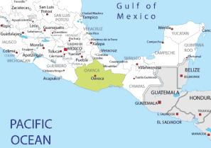 Oaxaca Earthquake 2020