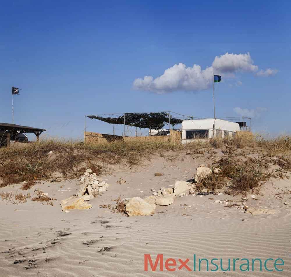 San Felipe Baja Camping