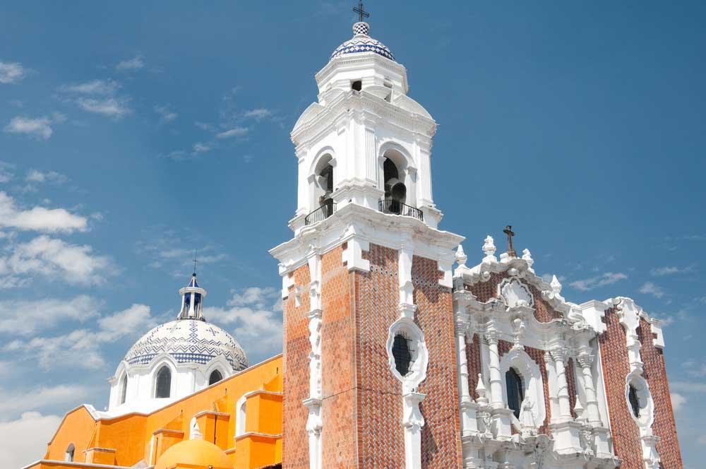 San Jose Church, Tlaxcala
