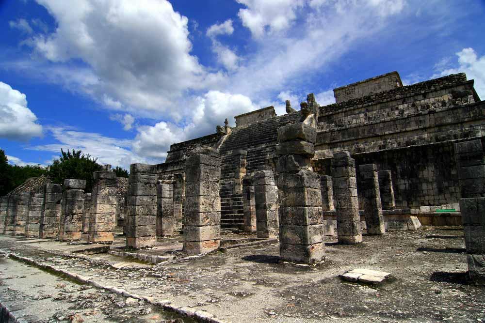 Temple Chichen Itza