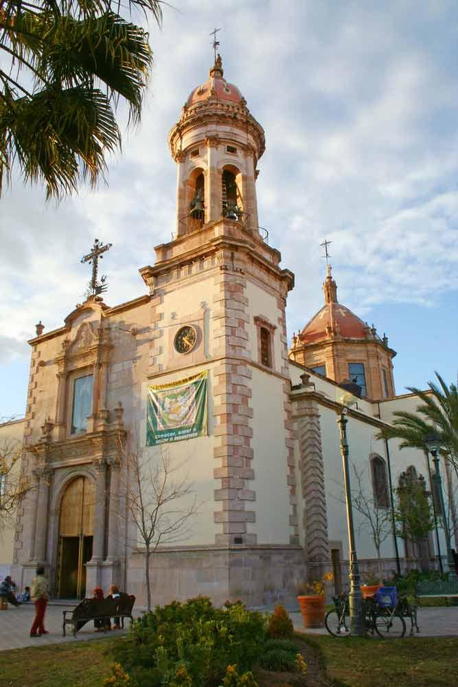 Templo de San Agustin Durango