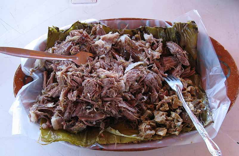 Barbacoa Hidalgo