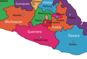Guerrero on Map