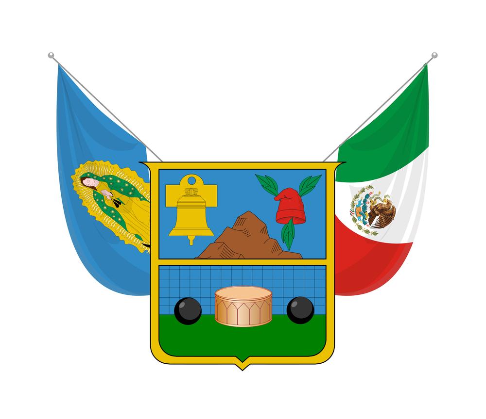 hidalgo coat of arms mexico