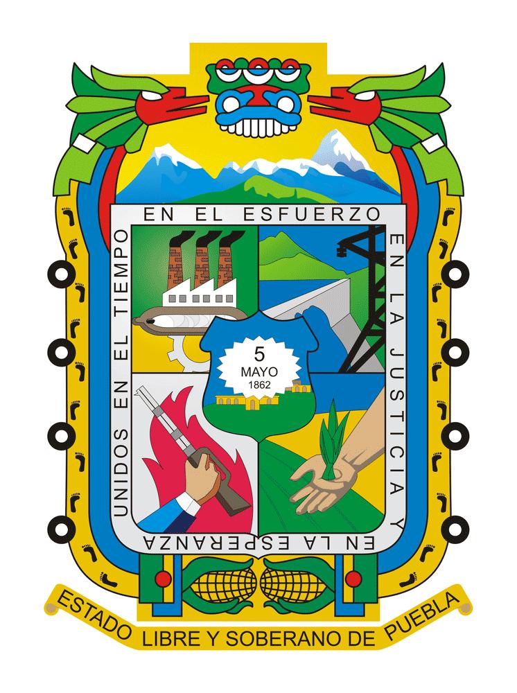 Puebla coat of arms
