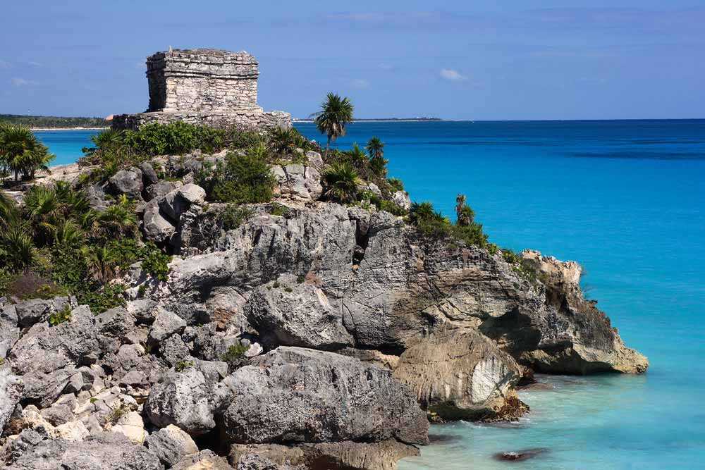 Quintana Roo Mayan Tower
