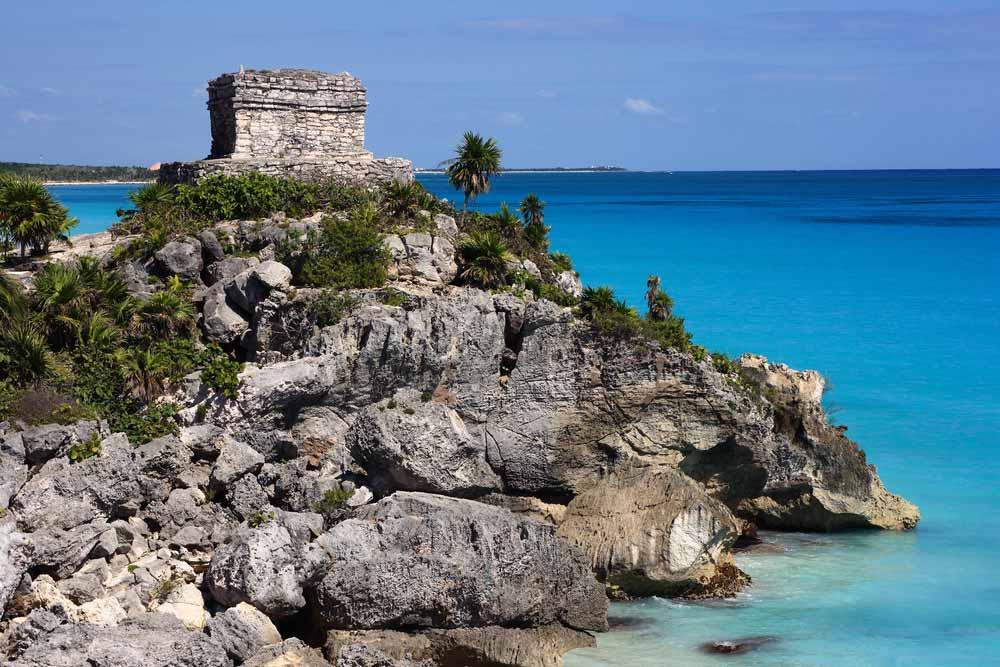 Quintana Roo Mayan Tower