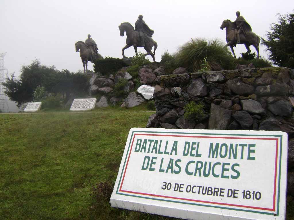 Battle of Cross Mountain Oct 30 1810