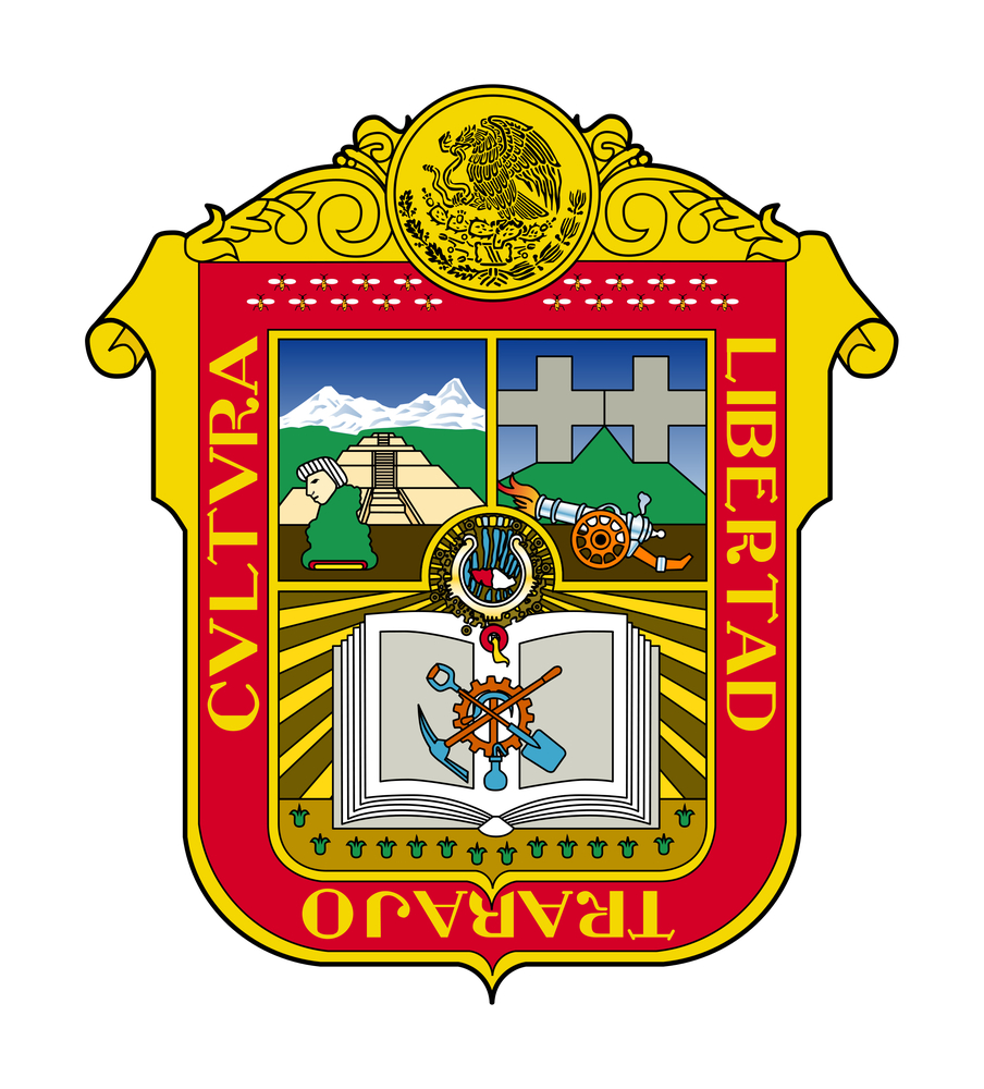Coat of arms of Mexican state of Mexico State