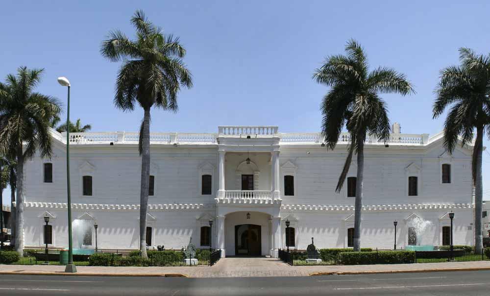 Culiacan Sinaloa City Hall