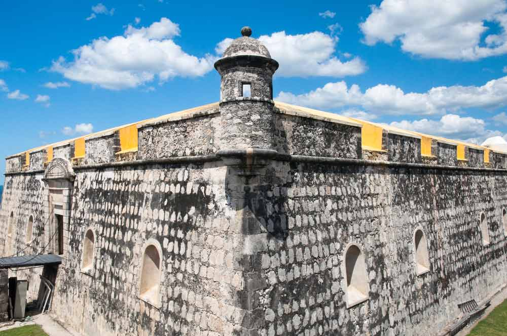 San Jose Fort Campeche (Mexico)