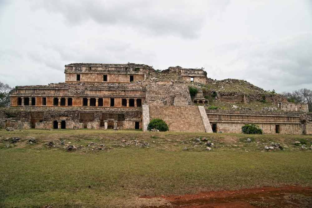 Mexico State Ruins