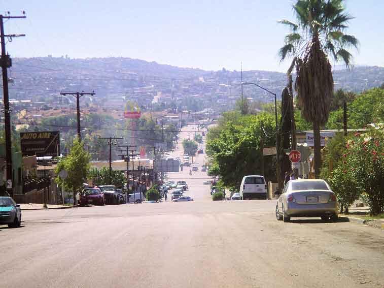 Main Street Tecate