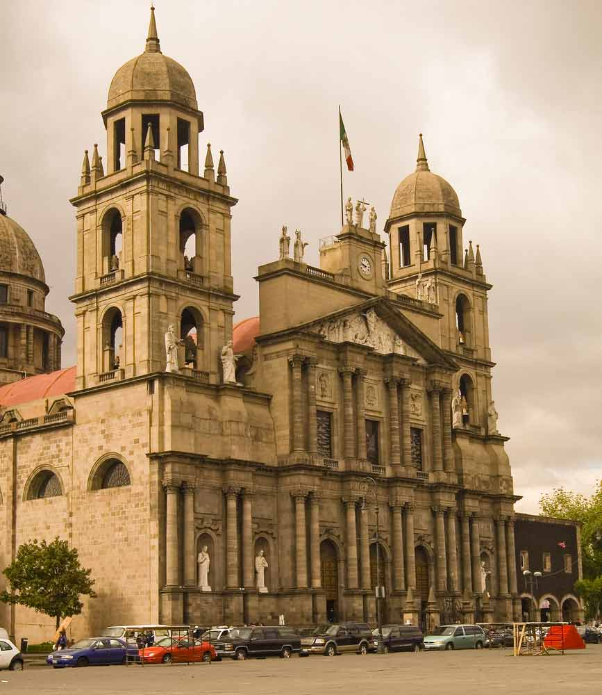 Cathedral Church Toluca