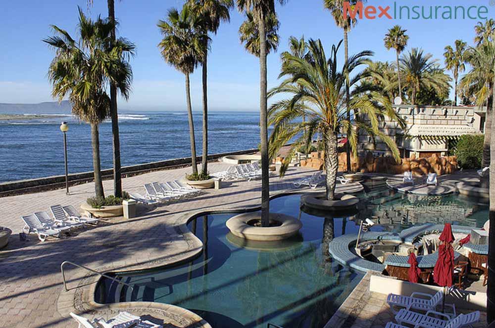 Estero Beach Resort in Ensenada in the State of Baja