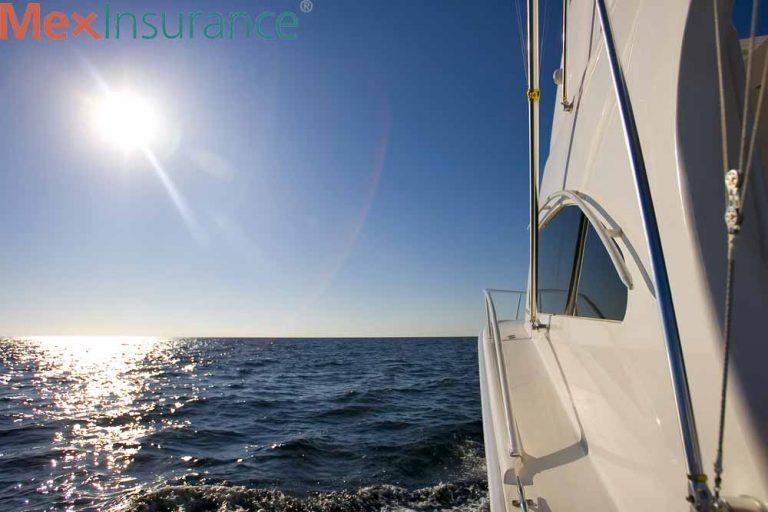 Fishing off the coast of San Carlos in the Gulf of California in Senora Mexico