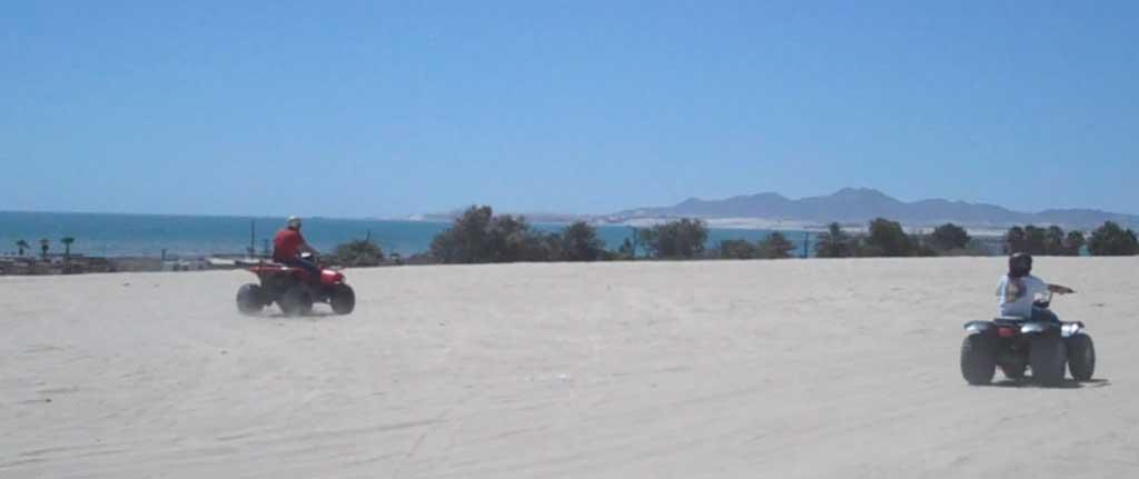 Off-Road Dune of San Felipe