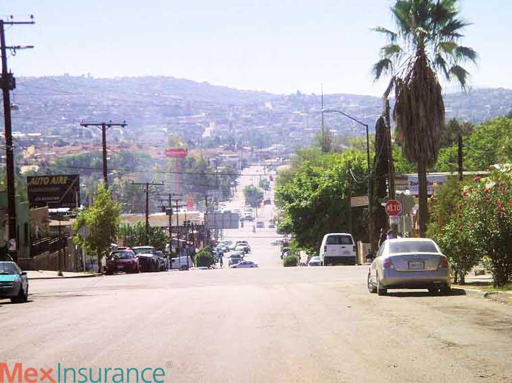 Tecate Main Street