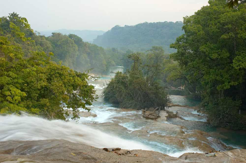 Agua Azule Palenque