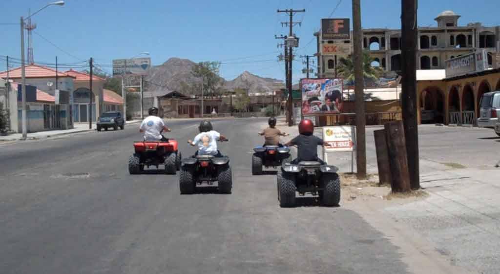 Off-Road in San Felipe