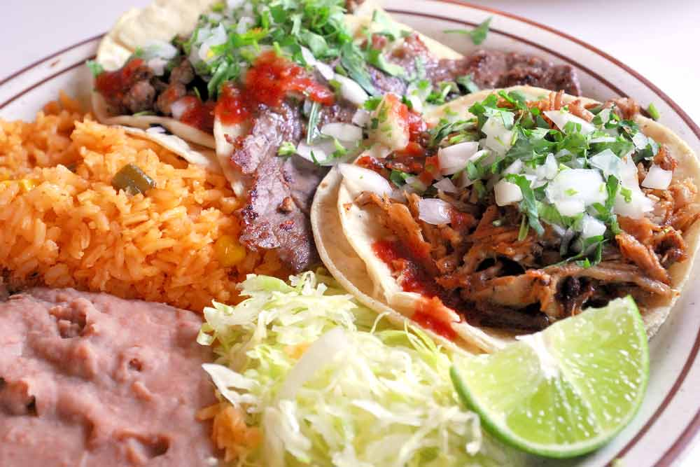 Mexican Food: Eating your Way through Mexico