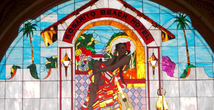 Rosarito Beach Hotel Artwork