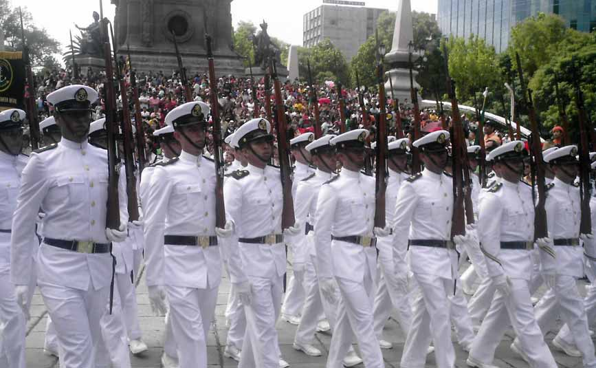Mexican Navy Day