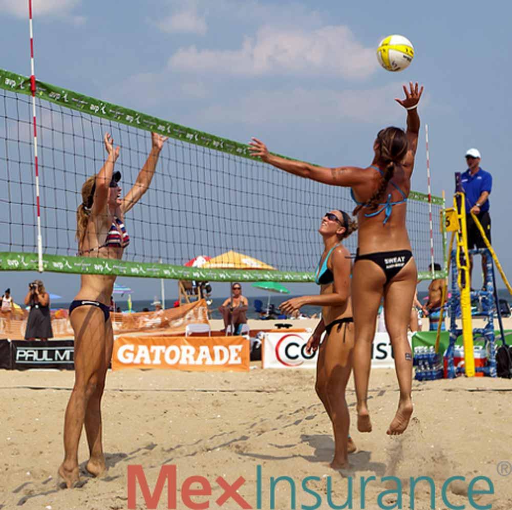 Estero Beach Volleyball