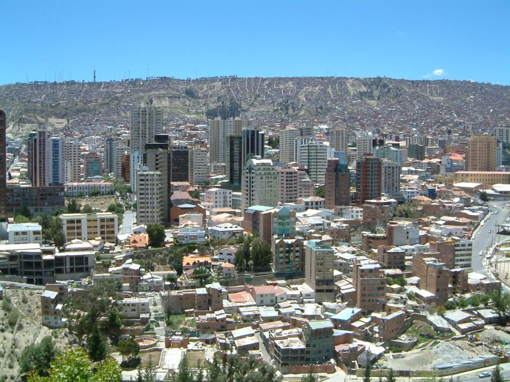 La Paz Center