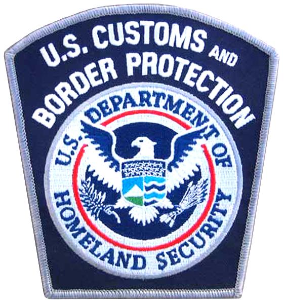 CBP Badge