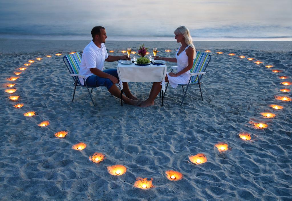 Rocky Point Honeymoon