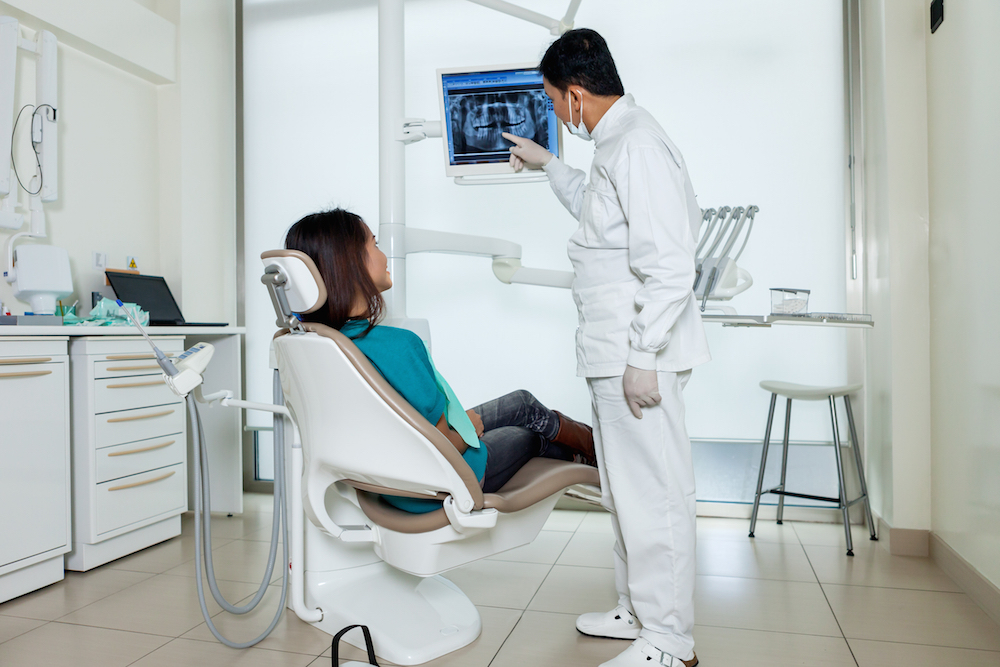 Dentist in Mexico