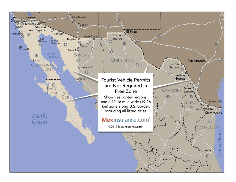 Mexican Free Zone