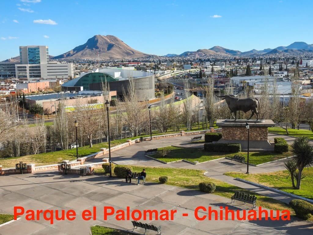 Parque el Palomar - Chihuahua small