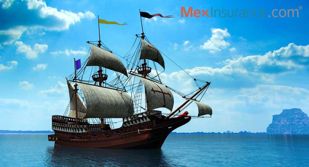 Spanish Ship in San Diego
