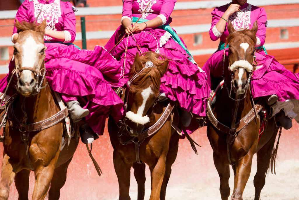 Escaramuzas Coahuila Rodea