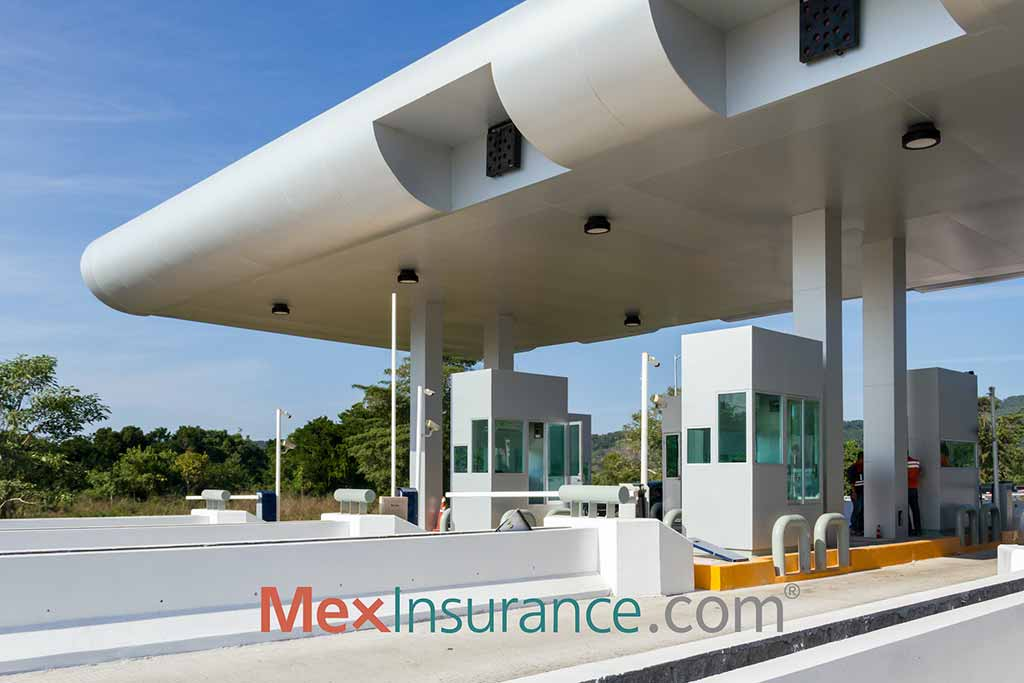 Mexico Toll Booth