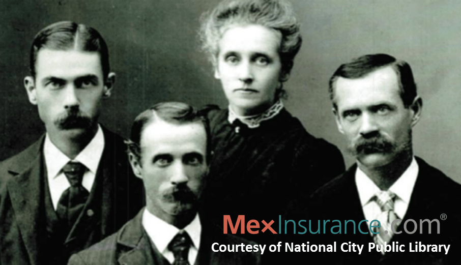 Kimball Brothers National City Present MexInsurance.com®